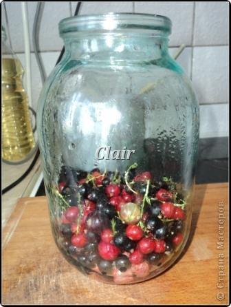 Собираем ягоду в с осени приготовленные корзиночки фото 6