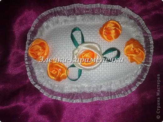 Доброе утро жители СМ!!! Мои подарочки уже получены, сюрпризы сделаны, поэтому выставляю их вам на показ!!!! Это гнездышко с птичкой--кто то даже назвал --семейный очаг--в оранжевой цветовой гамме--подарена Н а т е --в ее любимой цветовой гамме!!!!! фото 6
