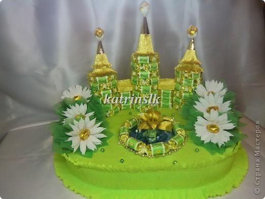 Замок для принцессы. фото 1