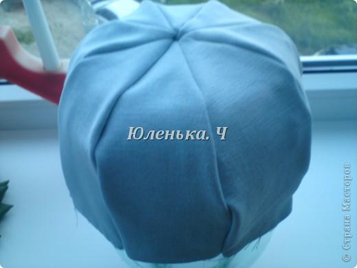 Кепка - восмиклинка для сыночка фото 9