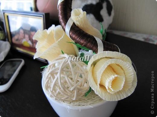 Вот такого красавца я сделала для своих любимых родителей в подарок к Жемчужной Свадьбе, как думаете понравится??? Приятного просмотра!!! фото 5