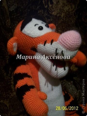 Тигра из Винни Пуха фото 2