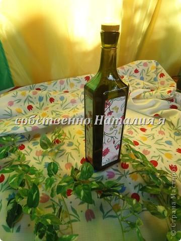 бутылка под вино фото 1