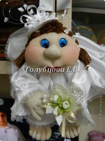 Жених и Невеста....тили тили тесто.... фото 3