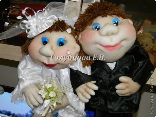 Жених и Невеста....тили тили тесто.... фото 1