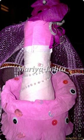 Свадебное шампанское      фото 5