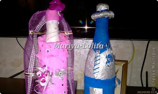 Свадебное шампанское      фото 7