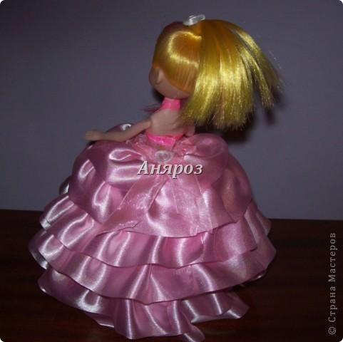 Розовая. Дочка подарила своей подружке и теперь она используется по прямому назначению. фото 2
