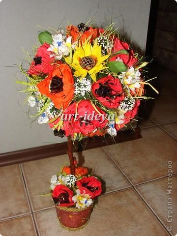конфета в каждом цветке фото 2