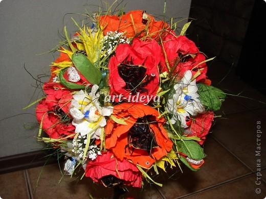 конфета в каждом цветке фото 4