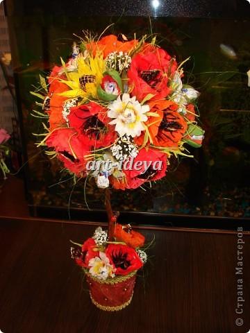 конфета в каждом цветке фото 5
