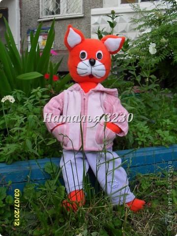 Давайте знакомиться! меня зовут кот Мандарин.Назвали меня так из-за моей ярко оранжевой шкурки) фото 1