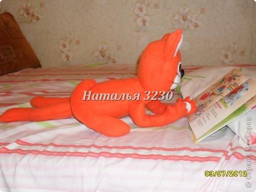 Давайте знакомиться! меня зовут кот Мандарин.Назвали меня так из-за моей ярко оранжевой шкурки) фото 8