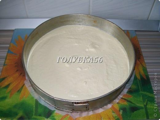 Творожный торт Хочу поделиться рецептом торта, который не нужно запекать в духовке. Я готовлю его в холодильнике. фото 6