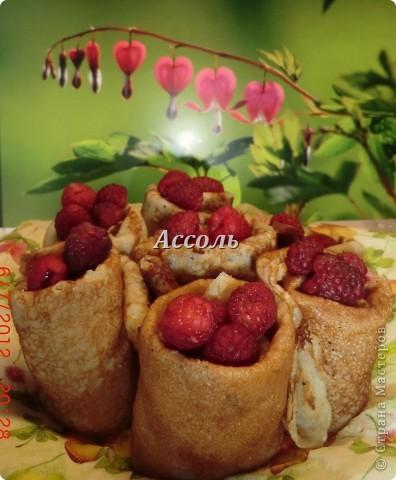 Вот такую красоту мы сегодня кушали на ужин))) фото 1