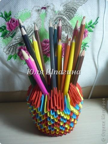 Подставка для карандашей и ручек !  фото 2