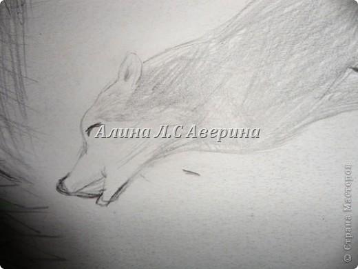 Мои рисунки, правдо многие интернетные я память тренировала и много не очень акуратно Охотник фото 12