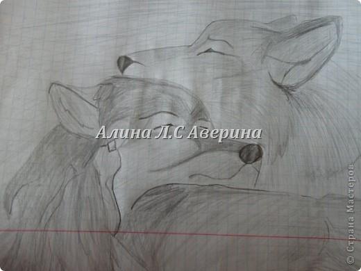 Мои рисунки, правдо многие интернетные я память тренировала и много не очень акуратно Охотник фото 4