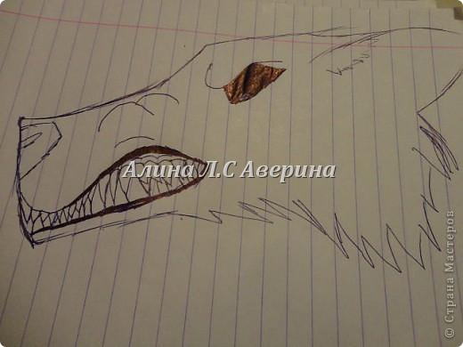Мои рисунки, правдо многие интернетные я память тренировала и много не очень акуратно Охотник фото 9