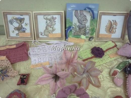 Ежегодно провожу выставку, посвящённую Дню Матери, в которой принимают участие все желающие.  фото 1