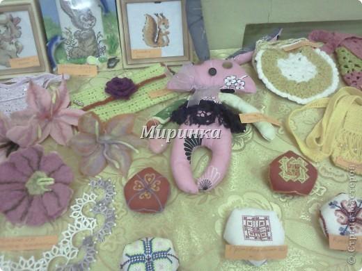 Ежегодно провожу выставку, посвящённую Дню Матери, в которой принимают участие все желающие.  фото 7