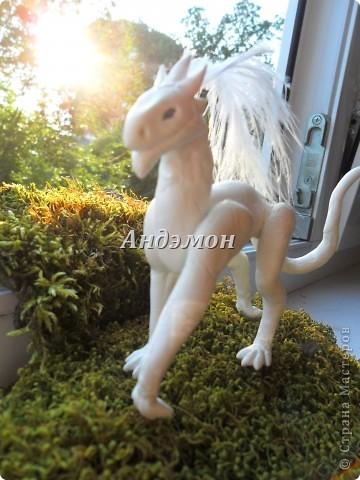 Снежный дракон Фай. фото 3