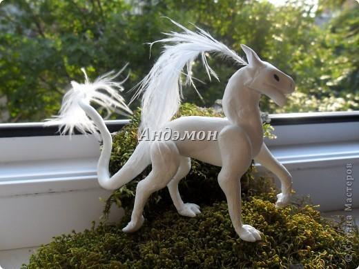 Снежный дракон Фай. фото 5