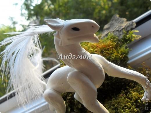 Снежный дракон Фай. фото 6