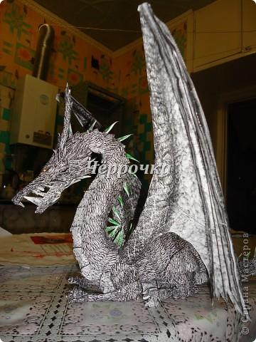 Вокалоиды,драконы,Mikuri,кот.Бумажное моделирование или Papercraft фото 2