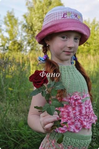 """Юбка """"Роза"""". Фото на конкурс :) фото 17"""