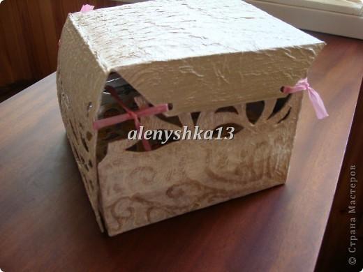 Коробочка для салфеток фото 7