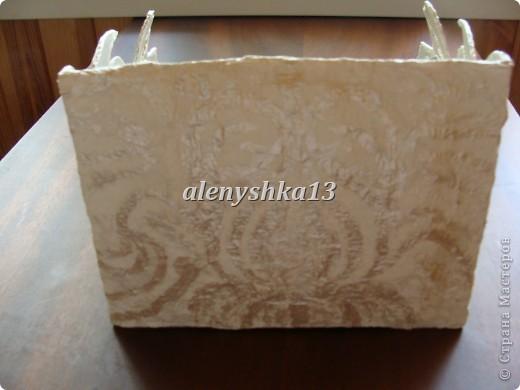 Коробочка для салфеток фото 4