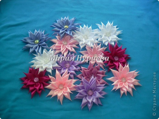 Резиночки-цветочки 2 ... фото 7