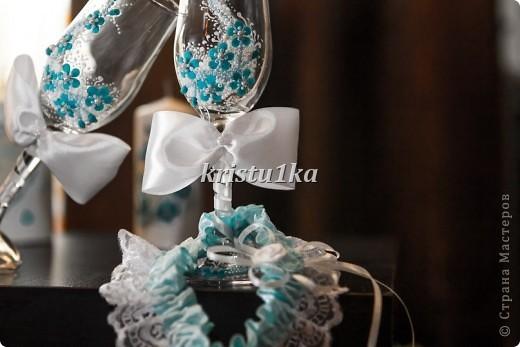 А это фотографии уже со свадьбы! фото 6
