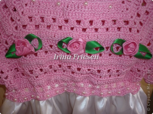 Платье для моей старшей доченьки. фото 3