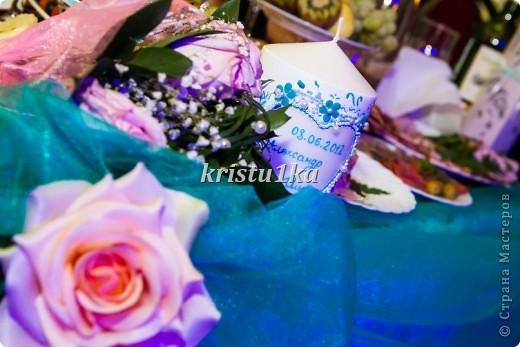 А это фотографии уже со свадьбы! фото 4