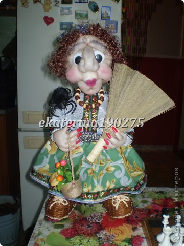 Бабушка-Ягуся фото 1