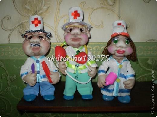 Доктора(каркасные) фото 3
