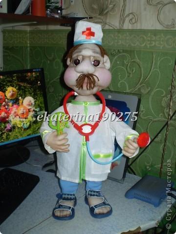Доктора(каркасные) фото 1