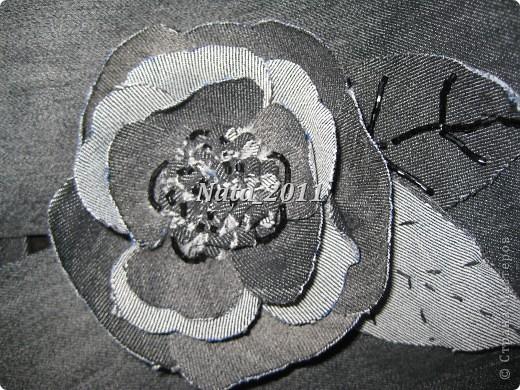 Сумочка японский узелок. фото 3