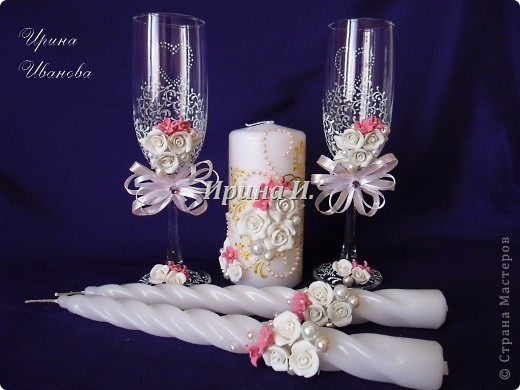 Свадебные наборы фото 3
