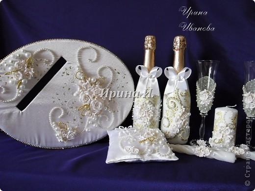 Свадебные наборы фото 6