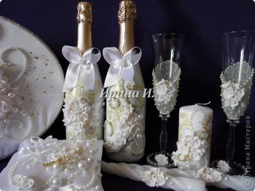 Свадебные наборы фото 7