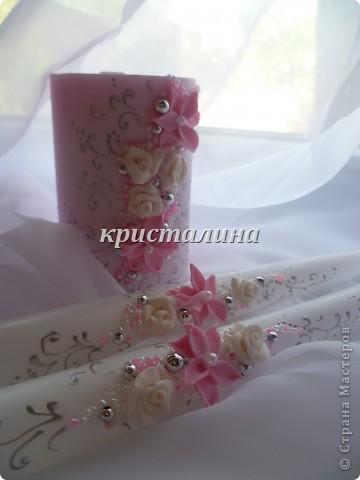 свечки  ))))) лето!!!!!!!  фото 2