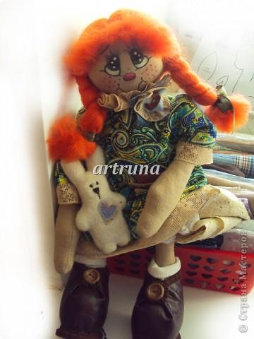 Аришка..вторая работа фото 1