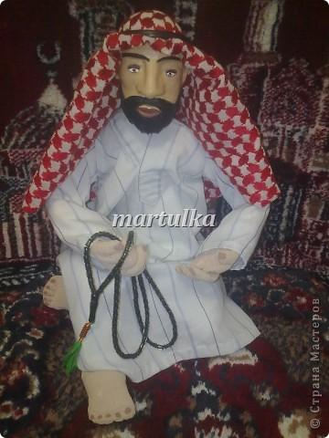 кукла-араб фото 1
