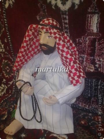 кукла-араб фото 3