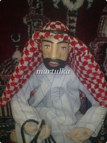 кукла-араб фото 4