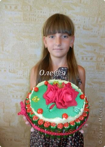 ну вот насмотрелась на тортики и понесло меняяяяяяяя фото 3