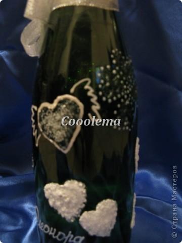 Всем привет!!! Заказали 5 (!!!) бутылок, декор весь разный, фоток много, извините :))) фото 3